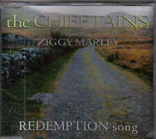 The Chieftans feat Ziggy Marley- Redemption song cd maxi single