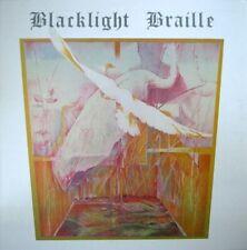 BLACKLIGHT BRAILLE  The Zauzomank Album  1984 LP Vetco Douglas Smith Owen Knight