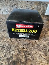 New listing Vintage Garcia mitchell 206 Spinning Fishing Reel Nos! Collector Grade! Look!