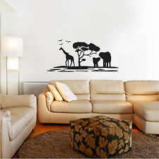 Unbranded Safari Contemporary Wall Decals & Stickers
