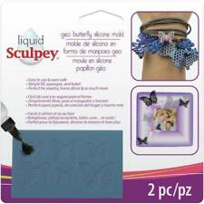 Sculpey Silicone Bakeable Mold with Squeegee for Liquid Clay - BEST VALUE IN EU