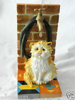 BORDER FINE ARTS ~ SELECTION OF COMIC CURIOUS CATS ~ LINDA JANE SMITH ~ ENESCO