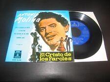 """ANTONIO MOLINA - EL CRISTO DE LOS FAROLES  EMI ODEON DSOE 16.234  LP 7"""""""