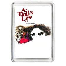 A Dolls Life. The Musical. Fridge Magnet.