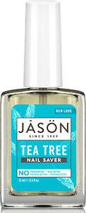 JASON PURIFYING TEA TREE NAIL SAVER 15ml - Free UK Shipping - No Parabens
