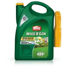 weed b gon 1 gal. weed killer for lawns ready-to-use2 with trigger sprayer