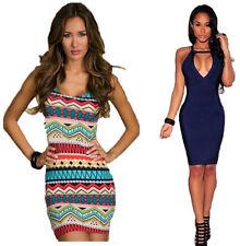 Unbranded V-Neck Summer Dresses for Women