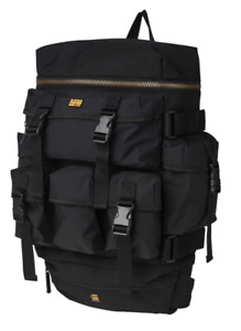 G-Star Estan Detachable Pocket Backpack, Data Polyester, Black