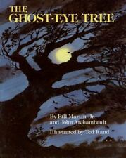 Bill Martin & John Archambaudlt~THE GHOST-EYE TREE~SIGNED 1ST(4)/DJ~NICE COPY