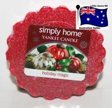 YANKEE CANDLE Tart Melt Holiday Magic Postage for ADDITIONAL TARTS