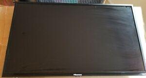 Hisense 32H4030F1 32 inch 720p LED Roku Smart TV - BROKEN, PARTS ONLY, NO REMOTE
