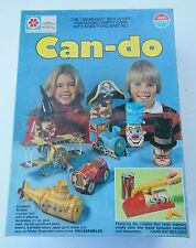 Crafts by Whiting Milton Bradley Can-do Aluminum Can Smashing Craft Kit
