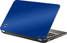 BLUE Vinyl Lid Skin Cover Decal fits HP Pavilion G6 1000 Laptop