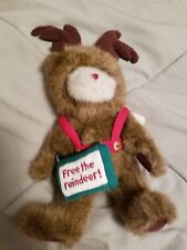 Boyds Free the reindeer Norm Nwt