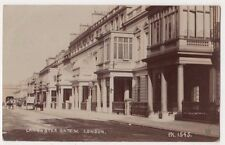 London, Lancaster Gate, Bayswater FK 1545 RP Postcard B736