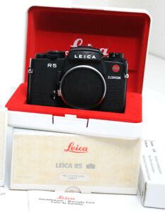 [MINT IN BOX] Leica R5 Elcovision Edition. Rare!