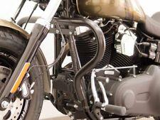 Sturzbügel Harley Davidson FXDF Dyna Fat Bob 2008-2017 Highway Bar Schwarz