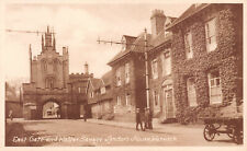 R218441 East Gate and Walter Savage Landors House. Warwick. H. Twigger. No. 4005
