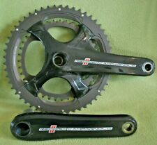 2015 Campagnolo Record Ultra Torque Carbon Crankset 11 Speed 53/39 170 mm