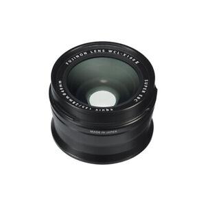Fujifilm WCL-X100 II Weitwinkel Konverter schwarz