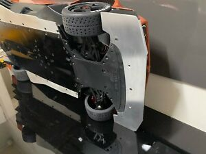 Arrma Felony Aluminum Bottom Plate