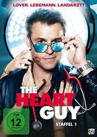 THE HEART GUY-STAFFEL 1 (RODGER CORSER, NICOLE DA SILVA,...) 3 DVD NEUF