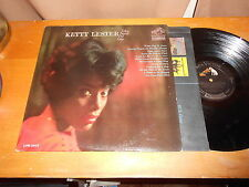 Ketty Lester 60s JAZZ POP FEMALE VOCAL LP The Soul of Me MONO 1964 USA ISSUE
