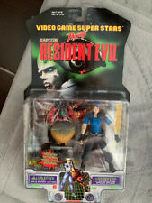 RESIDENT EVIL JILL VALENTINE SPIDER RARE TOYBIZ COLLECTABLE ACTION FIGURE 1997