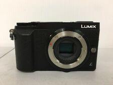 Panasonic Lumix DMC-GX85 Mirrorless 4K Digital Camera Body Black - DMC-GX85KBODY