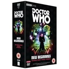 Doctor Who New Beginnings Traken+Logopolis+Castrovalva R4 New 3xDVD Dr. Who