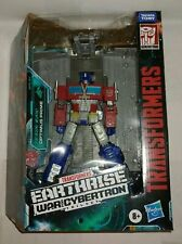 Transformers Cybertron Earthrise Leader WFC-E11 Optimus Prime 7 inch Action...