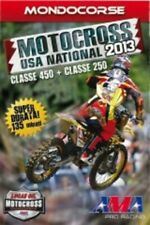 AMA MOTOCROSS USA NATIONAL 2013  DVD MOTORI