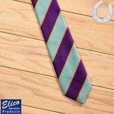 Elico Pony Club Stripe Childs Tie – Cadet Size – Pony Club
