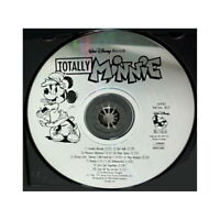 TOTALLY MINNIE(Mouse)Walt Disney Records 1986-1995 RARE Out of Print CD ONLY GD!