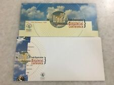 (JC) Singapore - The World Trade Organization Inaugural Ministerial 1996 PP FDC