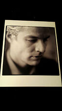 James Marsters Black and White Photographs