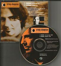 CRAIG CHAQUICO Luminosa JEFF LORBER REMIX PROMO CD Jefferson Airplane Starship