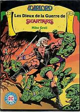 WARLORD n°2 - les dieux de la guerre de skartaris - ARTIMA DC COLOR GEANT