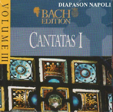 J. S. Bach, Cantatas vol.1°, box 30 CD