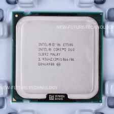 Intel Core 2 Duo E7500 (AT80571PH0773M) SLB9Z SLGTE CPU 1066/2.93 GHz LGA 775