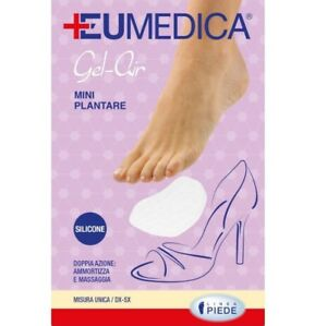 EUMEDICA SUPPORTO PER LE TESTE METATARSALI GEL AIR-MINI