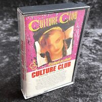 Culture Club Kissing To Be Clever Cassette Tape Virgin 1982 I'll Tumble 4 Ya