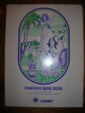 EZ PLAY ... Lowrey Hawaiian Songbook