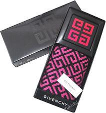 Givenchy Japan Handkerchief Towel Terry Velour Logo Monogram +Mirror Case Set A