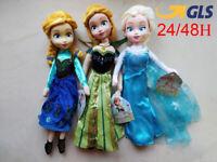 PELUCHE ELSA ANNA 40Cm Bambola Pupazzo Plush Doll Elsa disney Olaf Figure