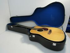 Yamaha Fg-110 12 String Acoustic Guitar w/ Case (Made in Japan)