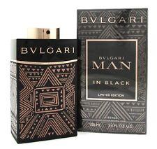 Bvlgari Man in Black Essence Cologne 3.4 oz. Eau de Parfum Spray. New Sealed Box
