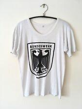 West German Bundeswehr Tshirt 1970s