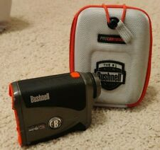 Used Bushnell Pro X2 Slope Golf Rangefinder.