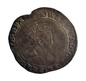 Edward VI Shilling - 2nd Issue (HHC5988)